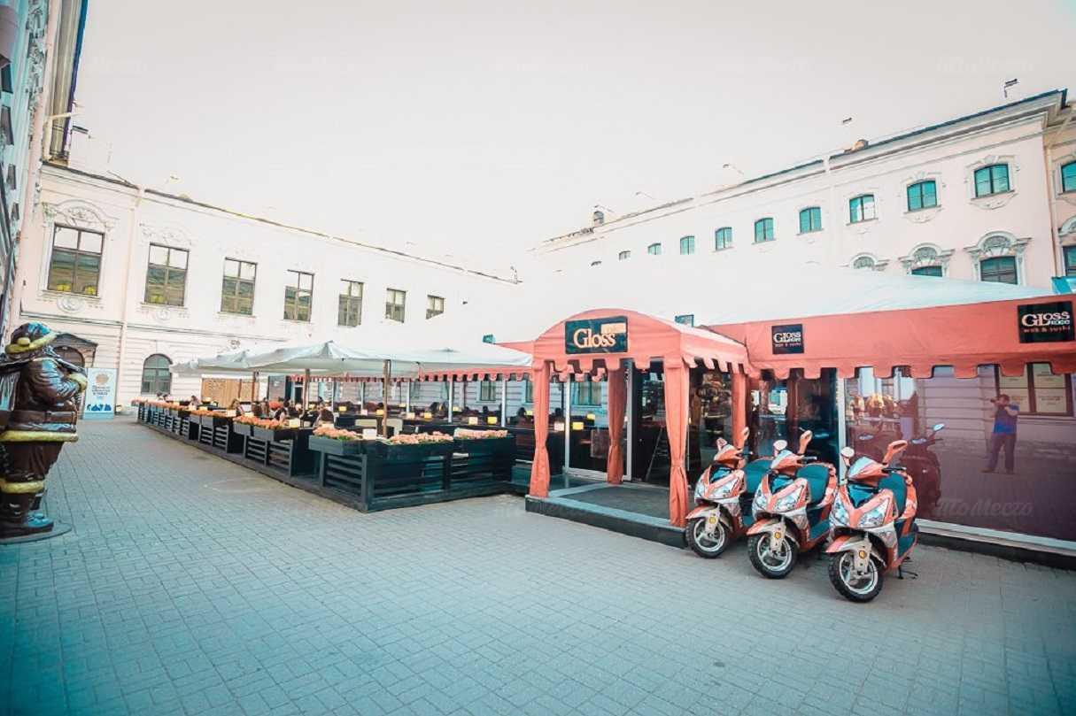 Банкетный зал бара, ресторана Глосс Кафе (Gloss cafe) на Невском проспекте фото 11