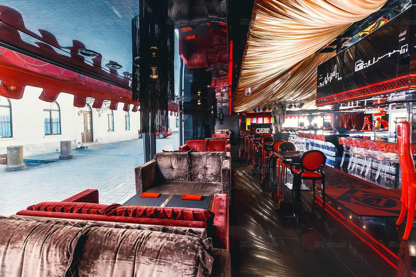 Банкетный зал бара, ресторана Глосс Кафе (Gloss cafe) на Невском проспекте фото 7