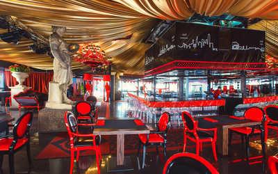 Банкетный зал бара, ресторана Глосс Кафе (Gloss cafe) на Невском проспекте фото 3