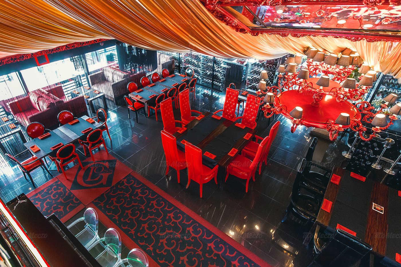 Банкетный зал бара, ресторана Глосс Кафе (Gloss cafe) на Невском проспекте фото 4