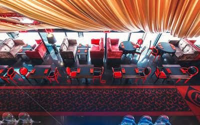 Банкетный зал бара, ресторана Глосс Кафе (Gloss cafe) на Невском проспекте фото 2