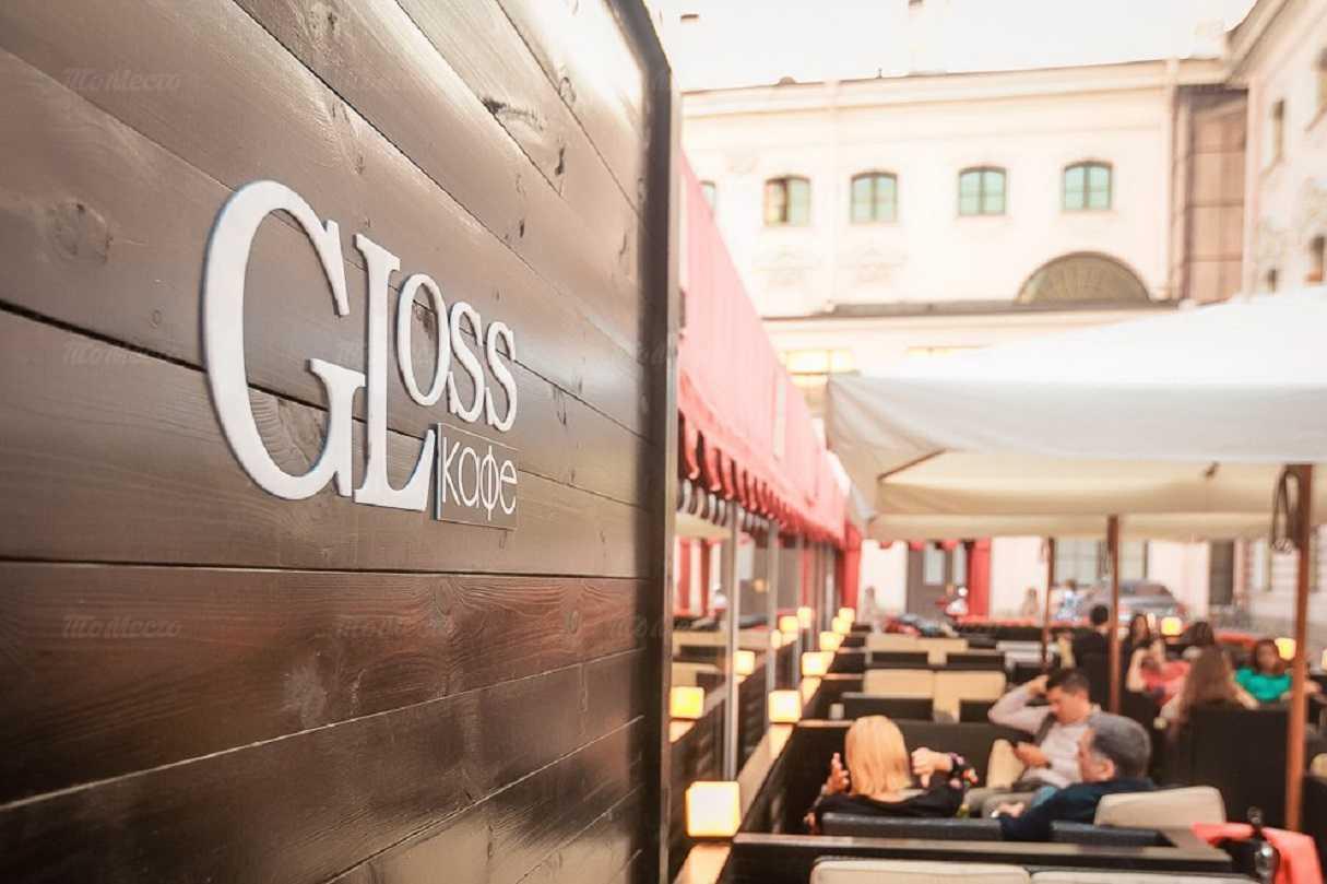 Банкетный зал бара, ресторана Глосс Кафе (Gloss cafe) на Невском проспекте фото 12