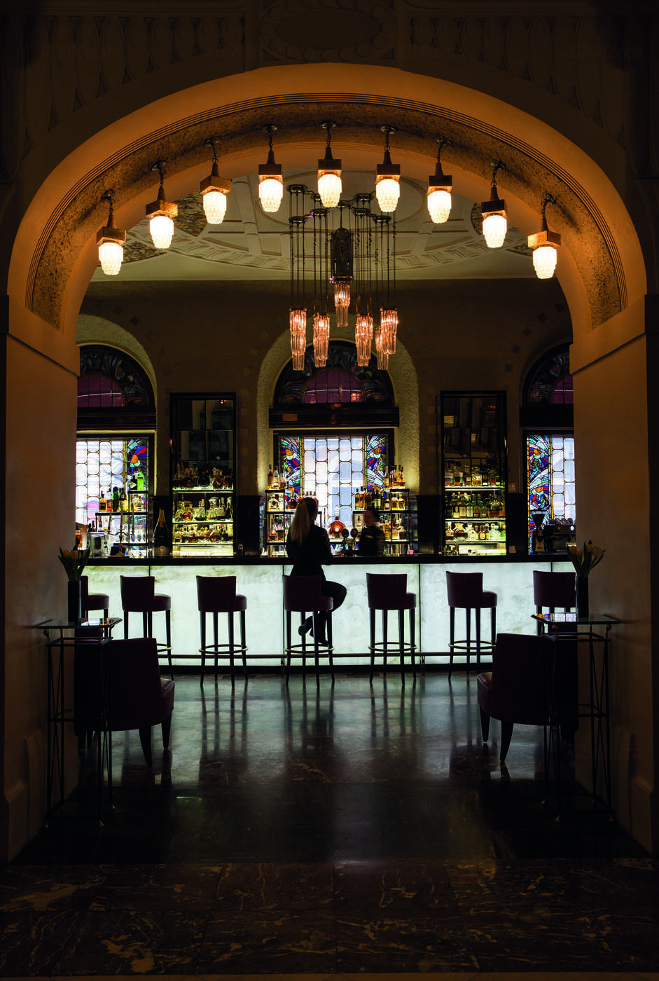 Бар Лобби-бар на Михайловской улице фото 5