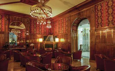 Банкетный зал бара Лобби-бар на Михайловской улице фото 1