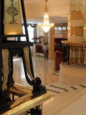 Бар Лобби-бар (Lobby bar) на проспекте Римского-Корсакова фото 2