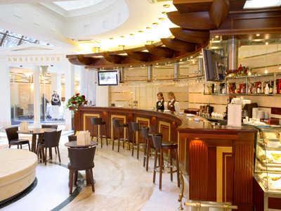 Бар Лобби-бар (Lobby bar) на проспекте Римского-Корсакова