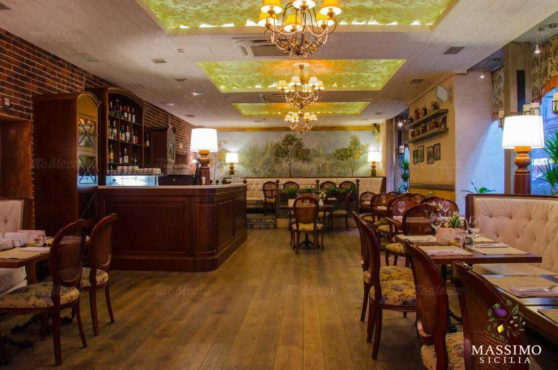 Ресторан Massimo (Массимо) на Большой Морской улице фото 4