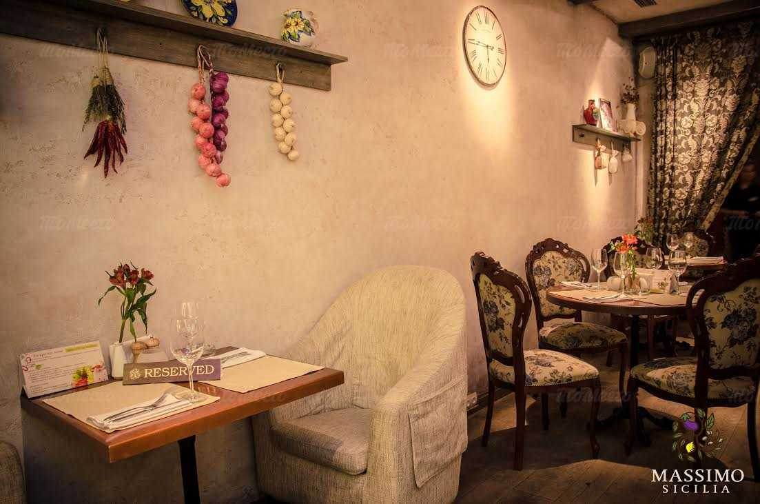 Ресторан Massimo (Массимо) на Большой Морской улице фото 7