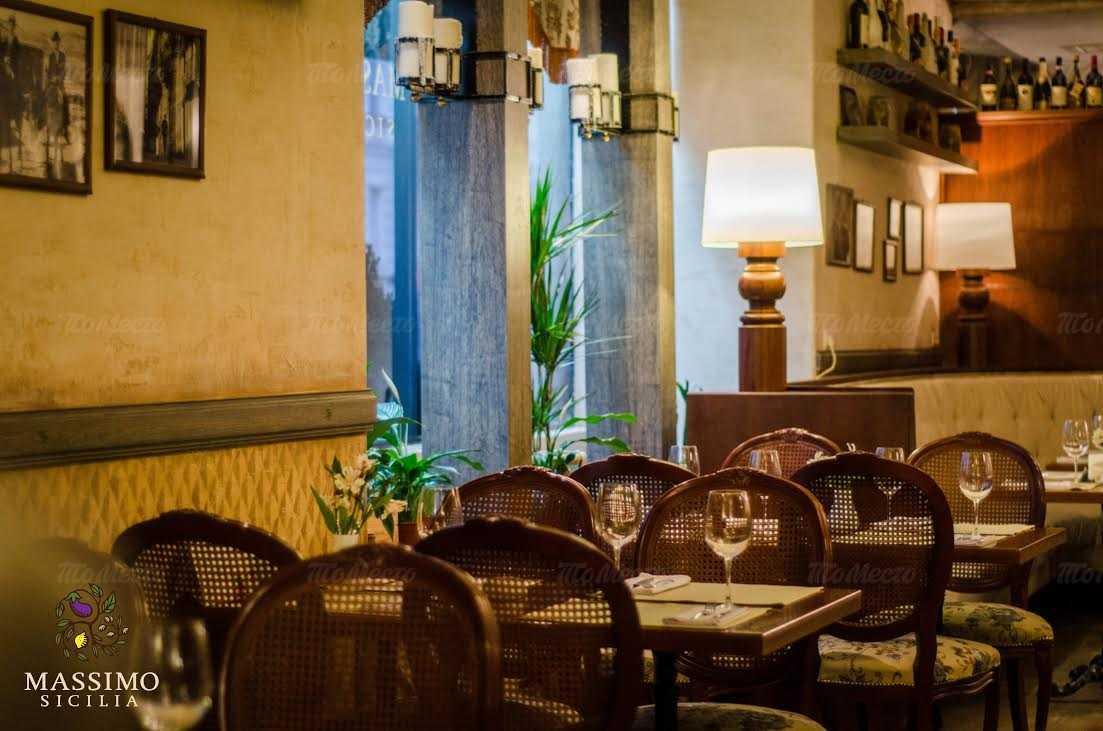 Ресторан Massimo (Массимо) на Большой Морской улице фото 6