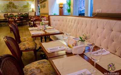 Банкетный зал ресторана Massimo (Массимо) на Большой Морской улице фото 1