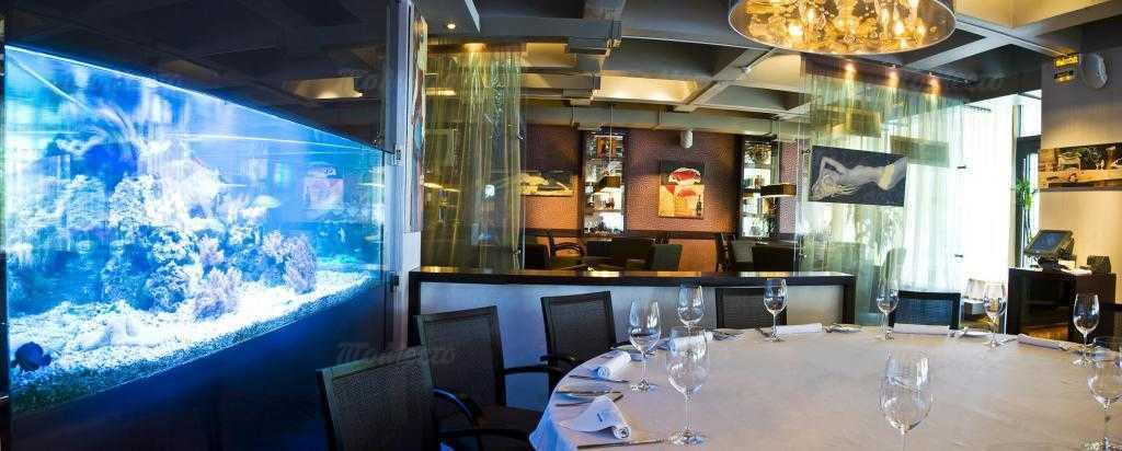 Банкетный зал ресторана More. Yachts & Seafood в Петровской косе фото 6