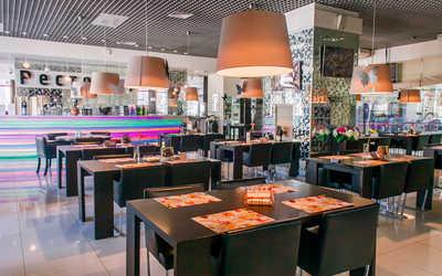Банкетный зал ресторана Sasha's Bar (Сашас Бар) на улице Марата фото 1