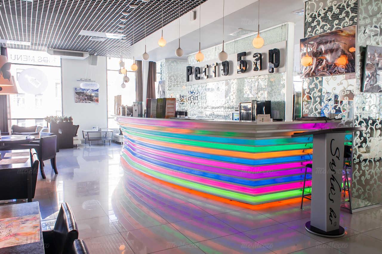 Банкетный зал ресторана Sasha's Bar (Сашас Бар) на улице Марата фото 14