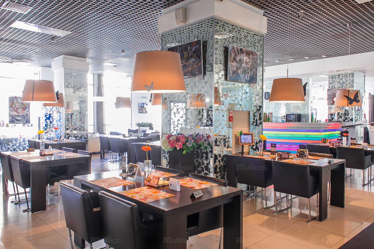 Банкетный зал ресторана Sasha's Bar (Сашас Бар) на улице Марата фото 11