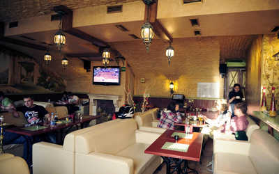 Банкетный зал ресторана Viva la vita (Вива Ла Вита) на набережной реки Фонтанки фото 3