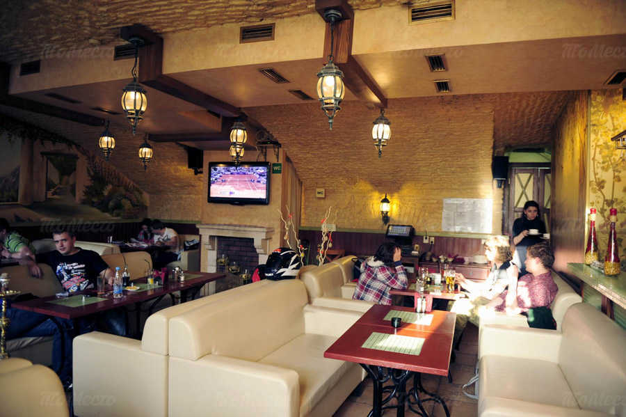 Ресторан Viva la vita (Вива Ла Вита) на набережной реки Фонтанки фото 3