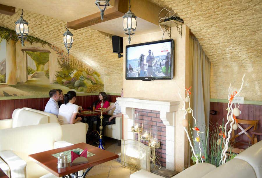 Ресторан Viva la vita (Вива Ла Вита) на набережной реки Фонтанки фото 5