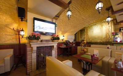 Банкетный зал ресторана Viva la vita (Вива Ла Вита) на набережной реки Фонтанки фото 2