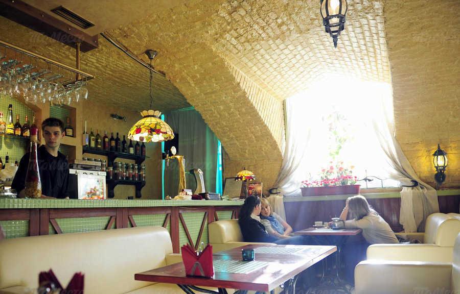 Меню ресторана Viva la vita (Вива ля вита) на набережной реки Фонтанки