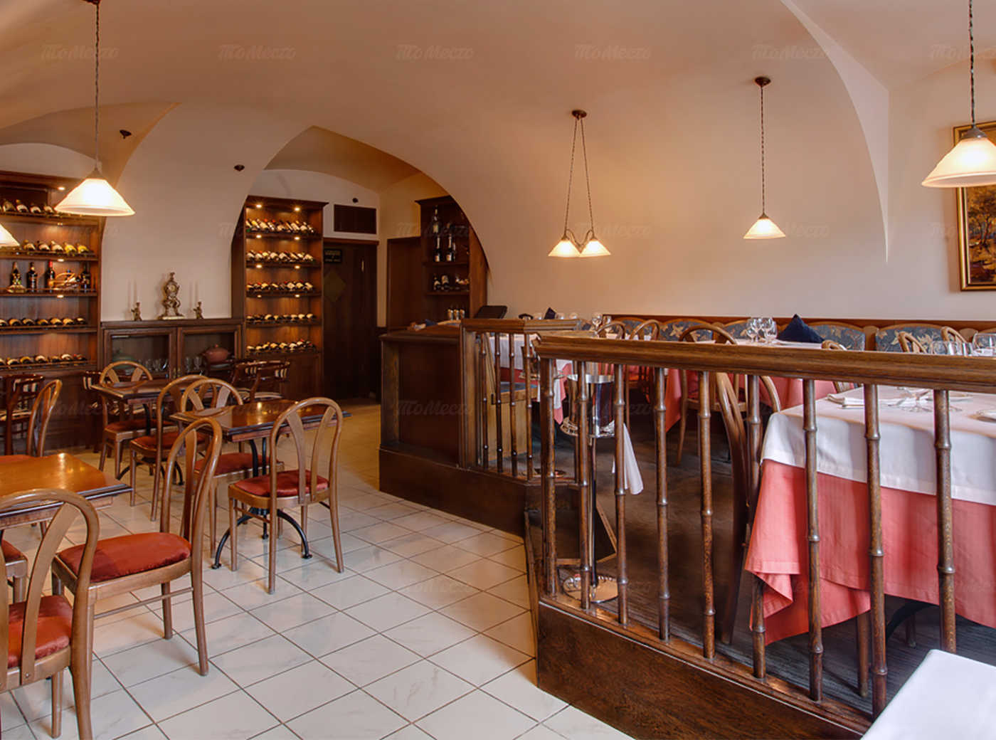 Ресторан Абрикосов на Невском проспекте фото 5