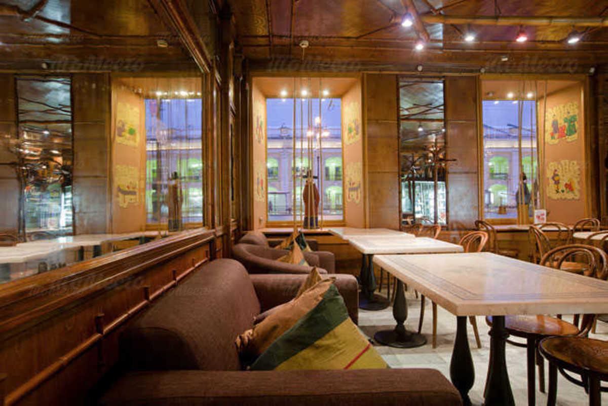 Ресторан Абрикосов на Невском проспекте фото 3