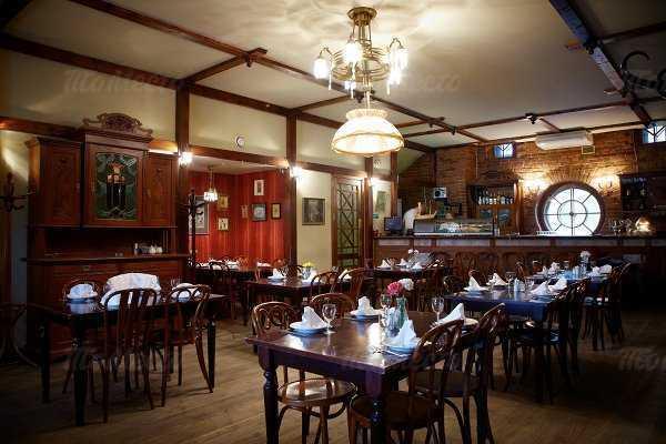 Ресторан Адмиралтейство на Парковой улице фото 3