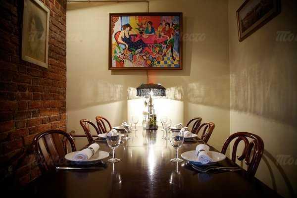 Ресторан Адмиралтейство на Парковой улице фото 4
