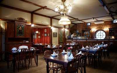 Банкетный зал ресторана Адмиралтейство на Парковой улице фото 3