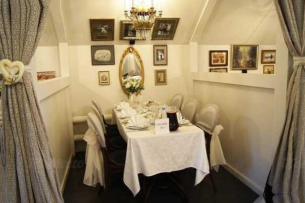 Ресторан Адмиралтейство на Парковой улице фото 10