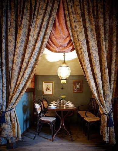 Ресторан Адмиралтейство на Парковой улице фото 9