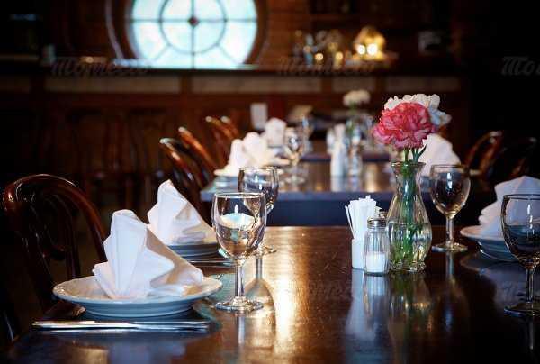 Ресторан Адмиралтейство на Парковой улице фото 2