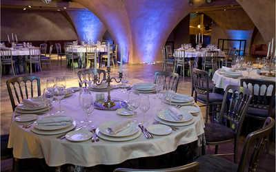 """Банкетный зал ресторана Банкет-холл """"Академия"""" (Academy) в Биржевом проезде фото 1"""