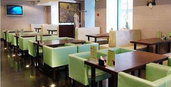 Ресторан Акари на Лиговском проспекте