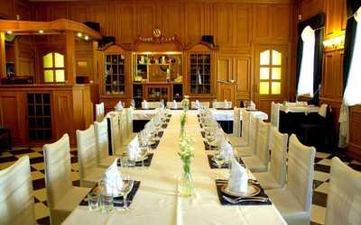 Банкетный зал ресторана Алекс Хаус (Alex House) на Санкт-Петербургском проспекте фото 1