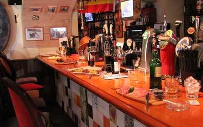Банкетный зал бара Барслона на проспекте Чернышевского фото 1