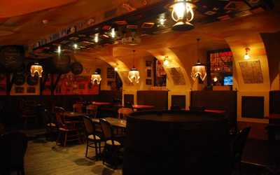 Банкетный зал бара Барслона на улице Рубинштейна фото 2
