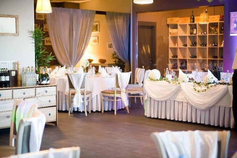 Ресторан Амарена (Amarena) на Гаккелевской улице