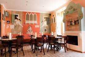 """Кафе Аморе Мио (Italian caffe """"Amore Mio"""") на Итальянской улице"""