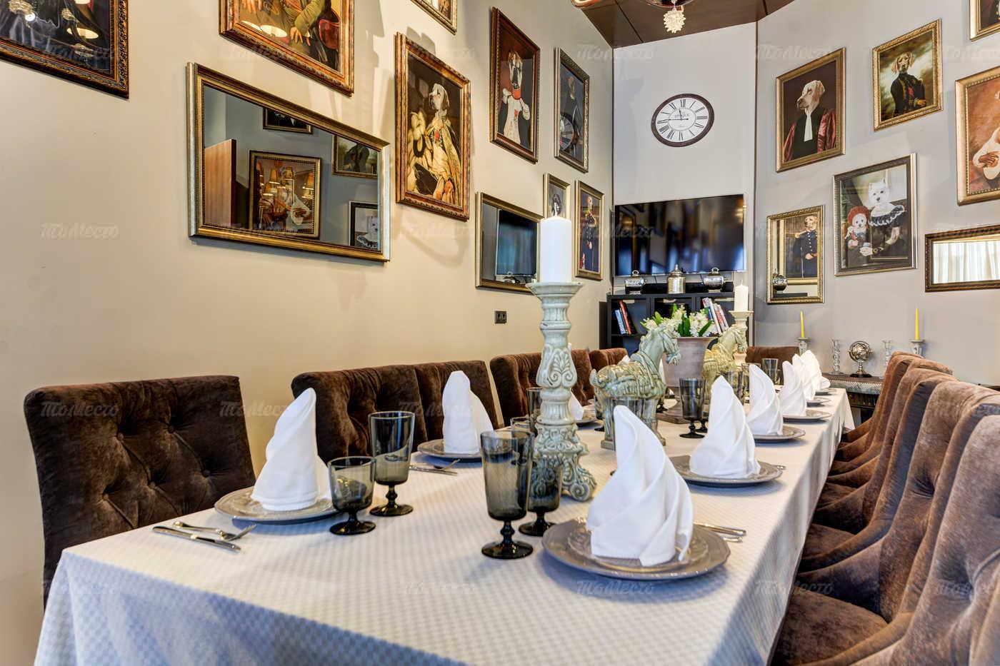 Банкетный зал ресторана Апрель cafe на улице Савушкиной фото 1