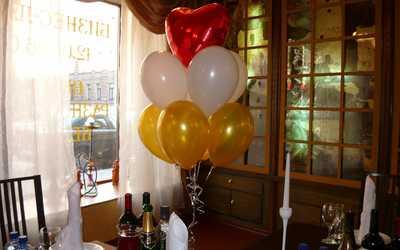 Банкетный зал ресторана Апшерон на улице Некрасова фото 1