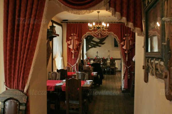 Меню ресторана Апшерон на Казанской улице