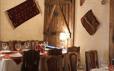 Банкетный зал ресторана Апшерон на Казанской улице фото 1