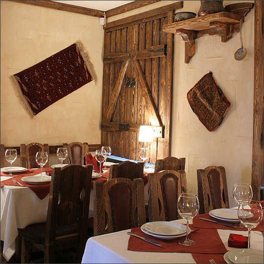 Ресторан Апшерон на Казанской улице