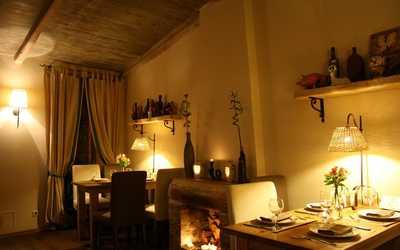 Банкетный зал кафе, ресторана Арагви на набережной реки Фонтанки