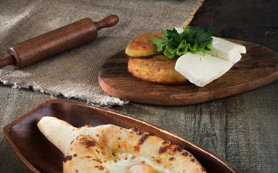 Меню ресторана Арагви на набережной реки Фонтанки фото 2