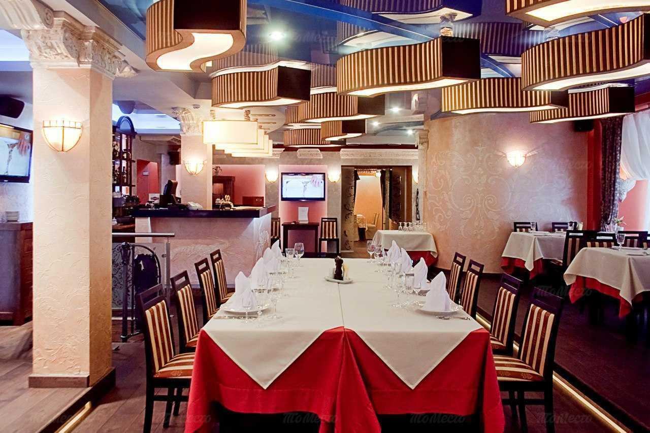 Банкетный зал ресторана Арагоста (Aragosta) на улице Достоевского фото 8