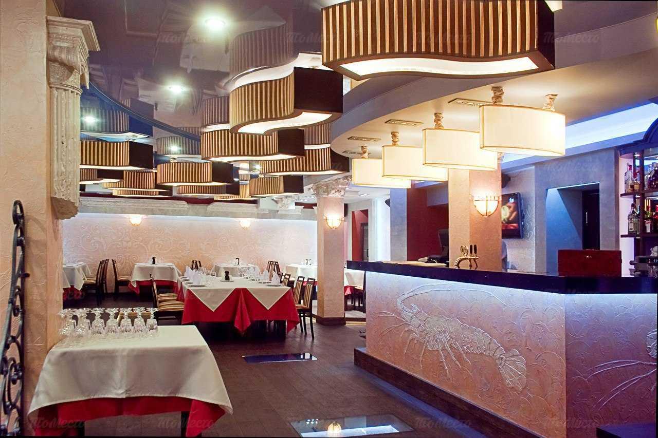Банкетный зал ресторана Арагоста (Aragosta) на улице Достоевского фото 4