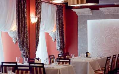 Банкетный зал ресторана Арагоста (Aragosta) на улице Достоевского фото 1