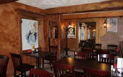 Банкетный зал бара Арахис-бар на Загородном проспекте