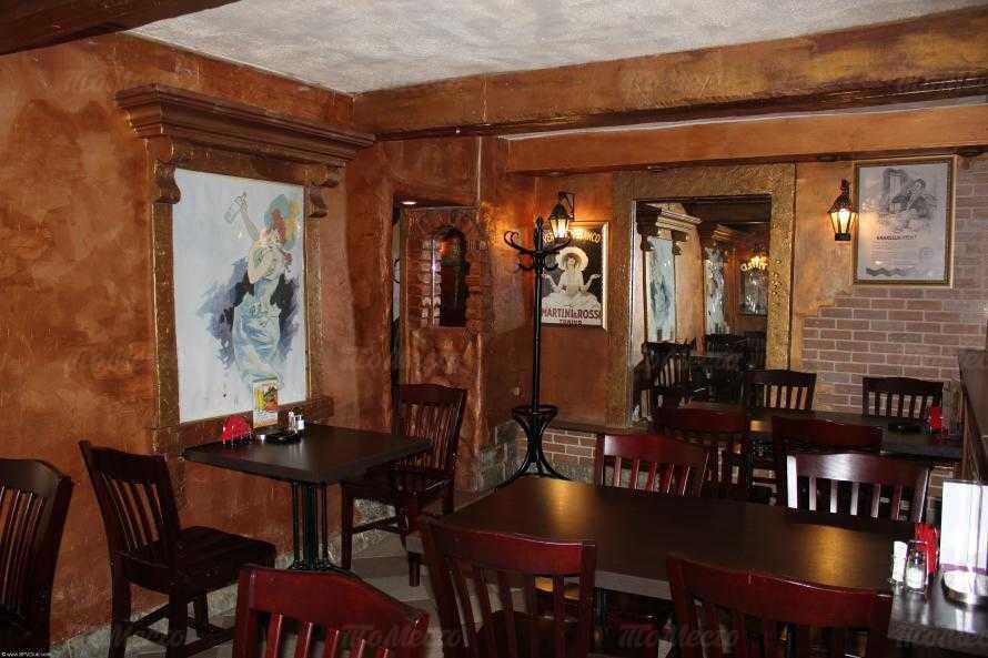 Меню бара Арахис-бар на Загородном проспекте